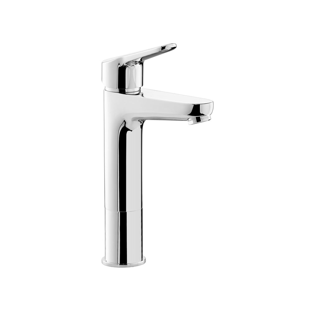 Flap Medium Basin Mixer