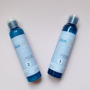 KIT 2*100ml Salvatore Blue Gold Premium Kit Lissage Tanin | Taninoplastie