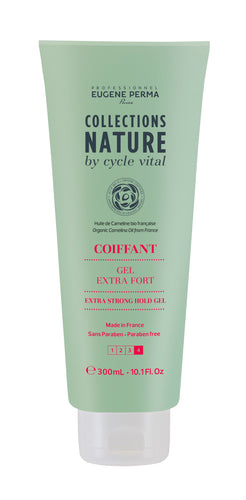 COLLECTION NATURE Gel Extra Fort 300 ML | Eugène Perma Professionnel