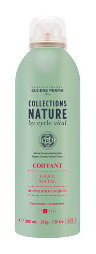 COLLECTION NATURE Laque Souple 500 ML | Eugène Perma Professionnel