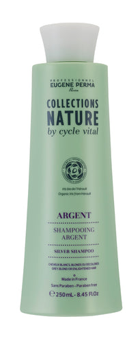COLLECTION NATURE Shampoing Argent 250 ML | Eugène Perma Professionnel