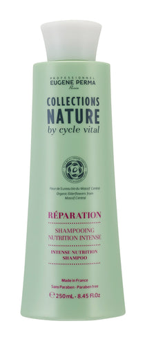 COLLECTION NATURE Shampoing Nutrition Intense 250 ML | Eugène Perma Professionnel