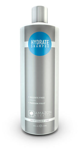 Shampoing Sans Sulfates Hydrate 473ml