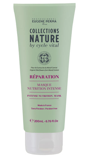 COLLECTION NATURE Masque Nutrition Intense 200ML | Eugène Perma Professionnel