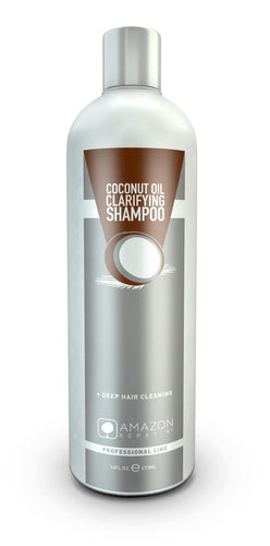 Shampoing clarifiant Coconut Oil 118ML