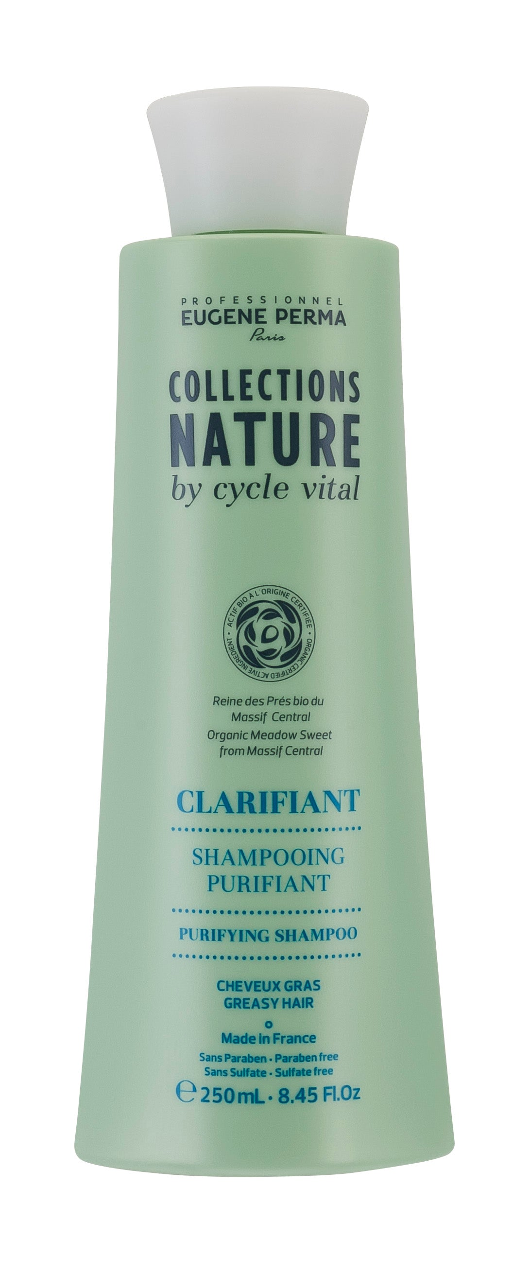 COLLECTION NATURE Shampoing Purifiant 250 ML | Eugène Perma Professionnel