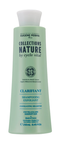 COLLECTION NATURE Shampoing Exfoliant 250 ML | Eugène Perma Professionnel