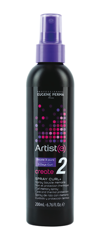 ARTISTE Spray Curl + 200ML | Eugène Perma Professionnel
