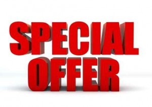 Monthly Special Offer