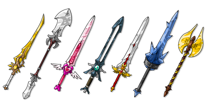 Sword Collectables