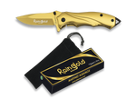 Rain-Gold Lock Knife (AW614)
