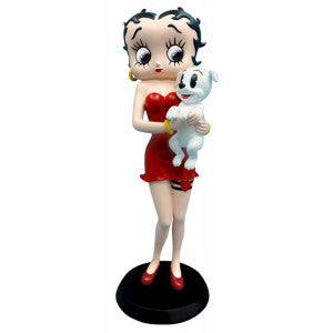 Betty Boop Holding Pudgy (AW23)