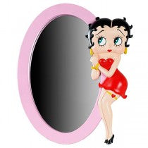 Betty Boop Wall Mirror (AW25)