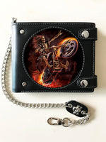 Hell Rider (3D) Wallet - Anne Stokes (AW896)