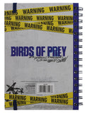 Birds of Prey (Warning) A5 Notebook
