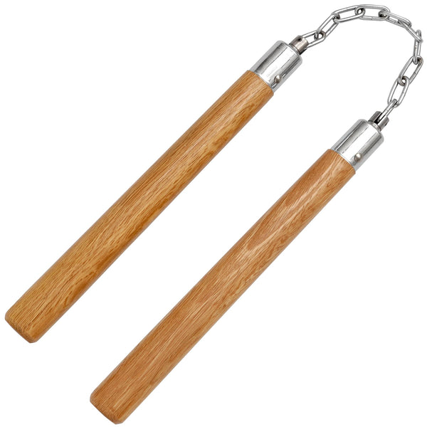 Wood Nunchucks (AW1397)