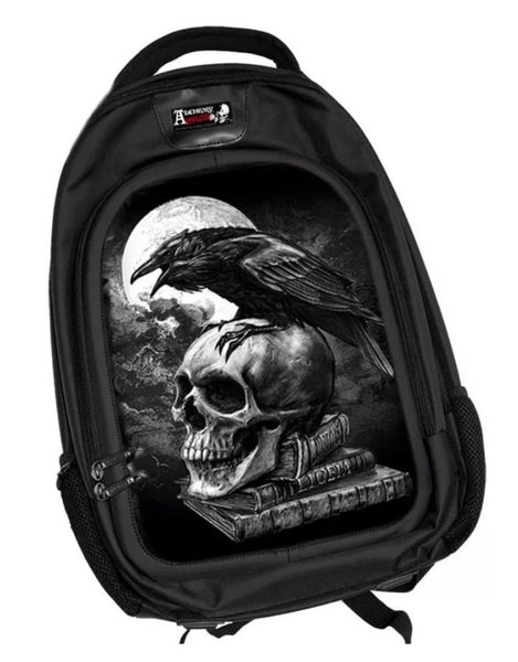 Poe's Raven (Alchemy) Backpack (AW1698)
