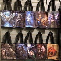 Fantasy Forest (Anne Stokes) Tote Bag (AW68)