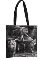 Power of Three (Anne Stokes) Tote Bag (AW59)