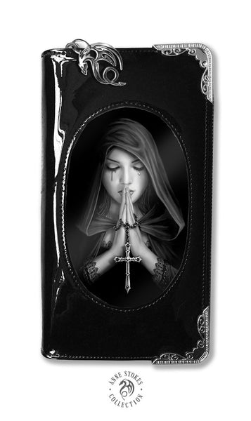 Gothic Prayer (3D) Purse - Anne Stokes (AW124)