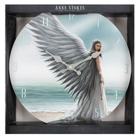 Spirit Guide (Wall Clock) Anne Stokes (AW525)