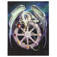 Wheel of the Year Canvas - Anne Stokes (AW427)