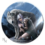 Protector Glass Clock - Anne Stokes (AW160)