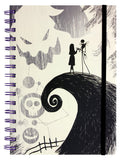 Nightmare Before Christmas (A5) Notebook (AW1407)