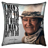 John Wayne Cushion (AW65)