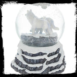 Warriors of Winter Snow Globe - Lisa Parker (AW270)