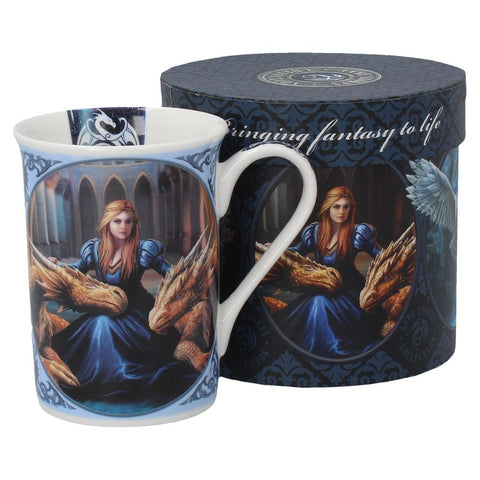 Fierce Loyalty Mug - Anne Stokes (AW199)