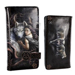 Soul Bond Embossed Purse - Anne Stokes (AW191)