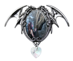 Once Upon A Time Pendent - Anne Stokes (AW728)