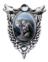 Protector Pendent - Anne Stokes (AW730)