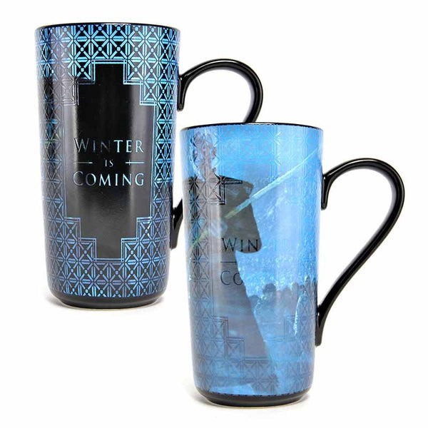 Ice King (Heat Change) Latte Mug - Game of Thrones (AW351)