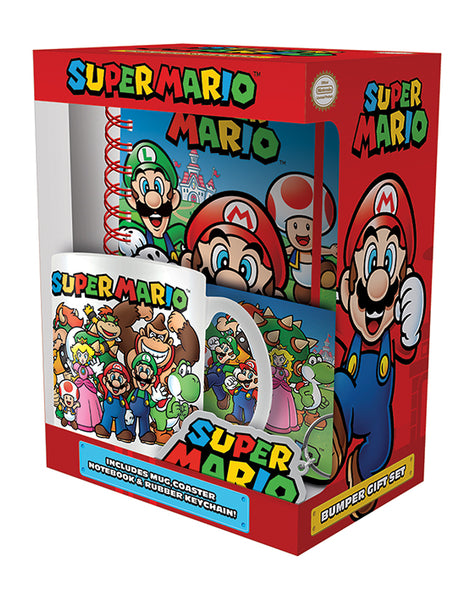 Super Mario Evergreen Premium Gift Set (AW1414)