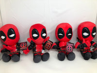 "Deadpool (12"") Various Plush Soft Toy"