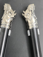 Ornament Fantasy Devil Axes (AW1241)