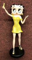 Betty Boop (Yellow Dress) Selfie (AW1300)