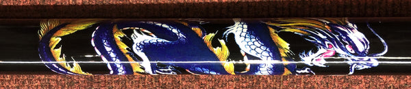 Black Samurai (Blue Dragon) Sword (AW549)