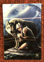 Protector 3D Postcard - Anne Stokes (AW780)