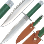 Deluxe Rambo I Dagger Style Knife (AW1225)