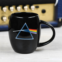 Pink Floyd (Dark Side of the Moon) Oval Mug