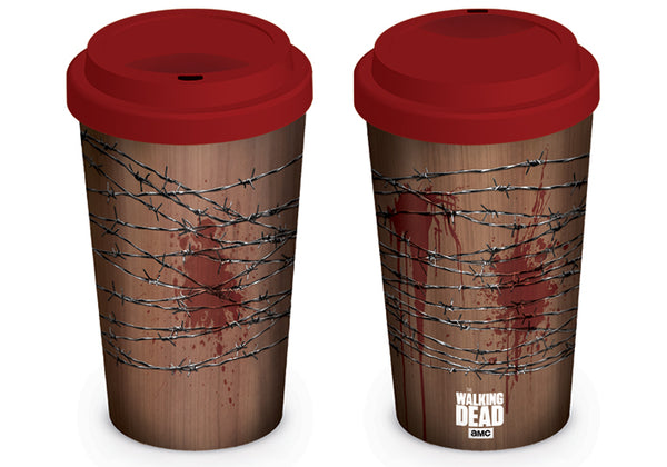 The Walking Dead  (Lucille) Travel Mug (AW1082)