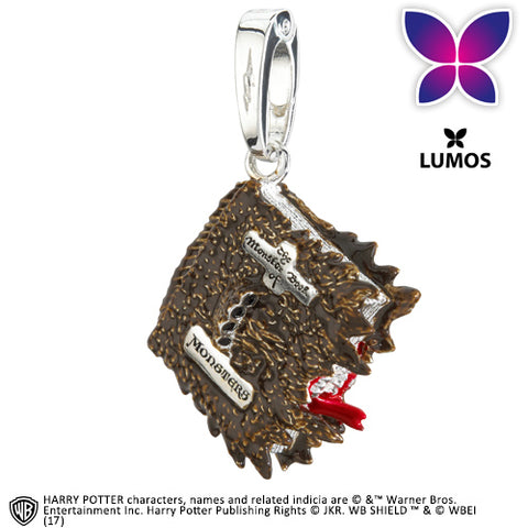 Lumos Charm #16 Monster Book of Monsters (AW1131)
