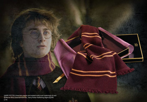 Gryffindor Lambs Wool Scarf - Harry Potter (AW1183)
