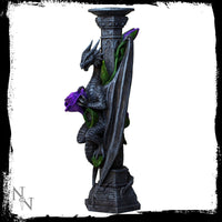 Dragon Beauty Candle Stick - Anne Stokes (AW84)