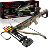175LB Panther Camo Crossbow