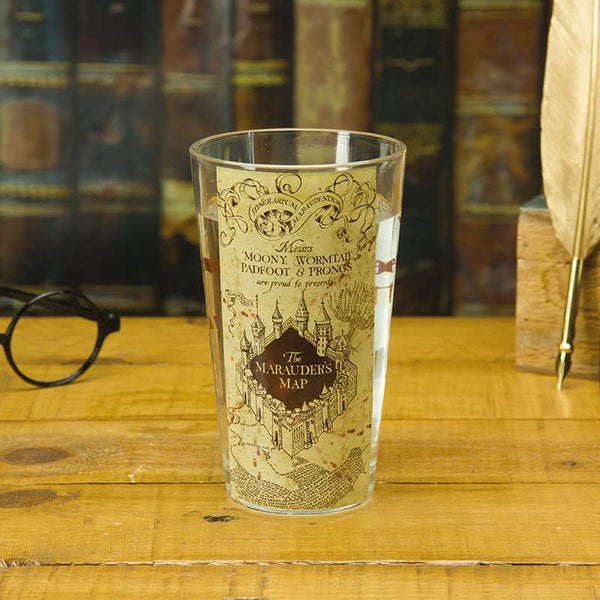 Marauders Map Water Glass (AW1167)