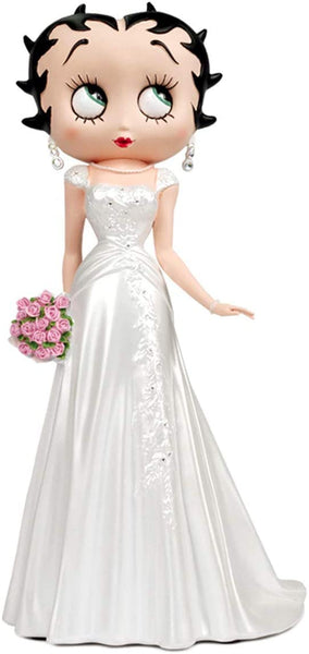 Betty Boop Wedding Dress (AW386)